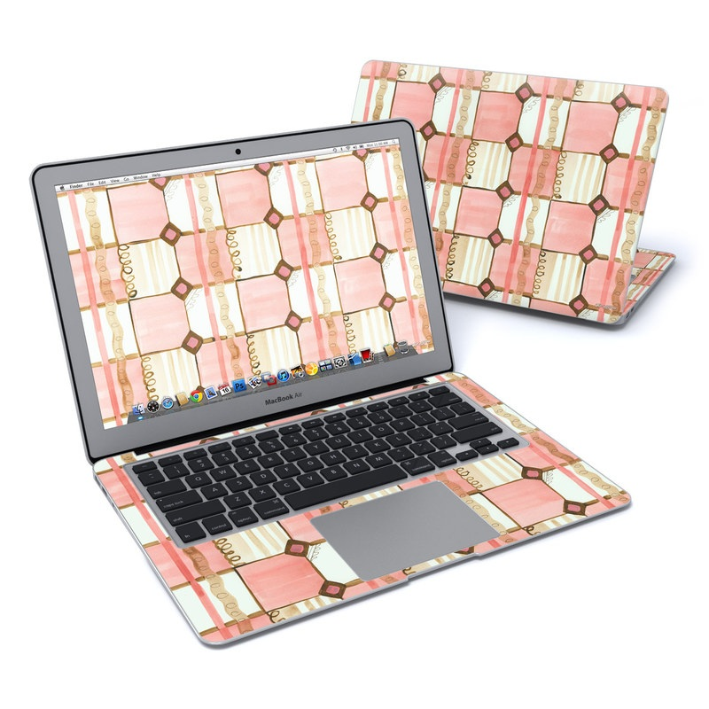 Chic Check MacBook Air 13-inch Skin