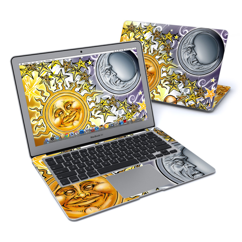 Celestial MacBook Air 13-inch Skin