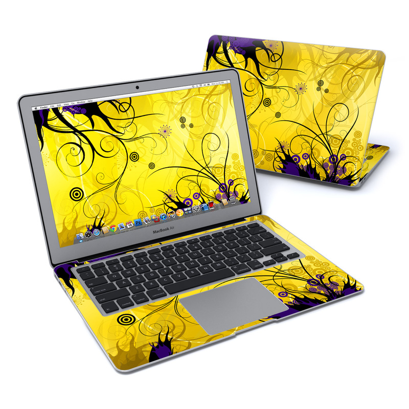 Chaotic Land MacBook Air 13-inch Skin