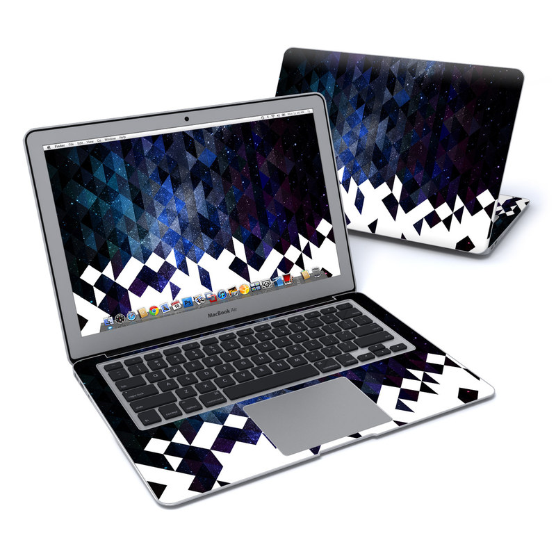 Collapse MacBook Air Pre 2018 13-inch Skin