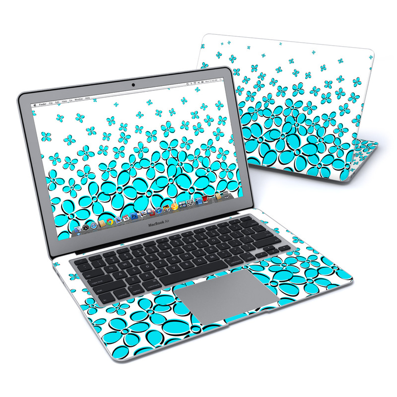 Teal MacBook Air 13-inch Skin