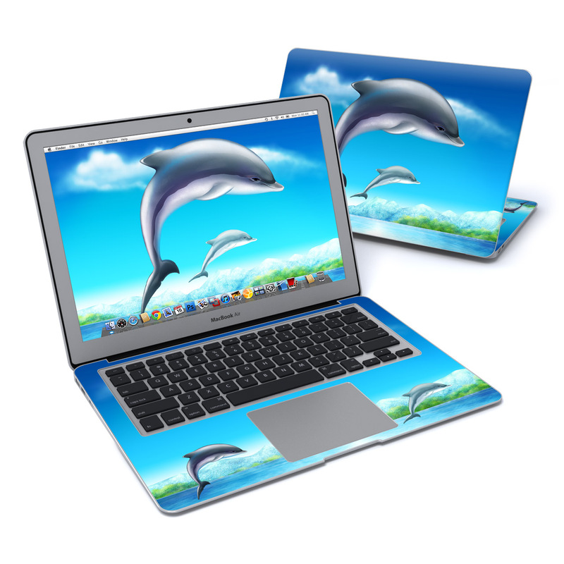 Dolphins MacBook Air 13-inch Skin