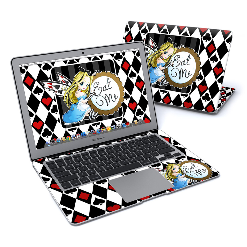 Eat Me MacBook Air 13-inch Skin