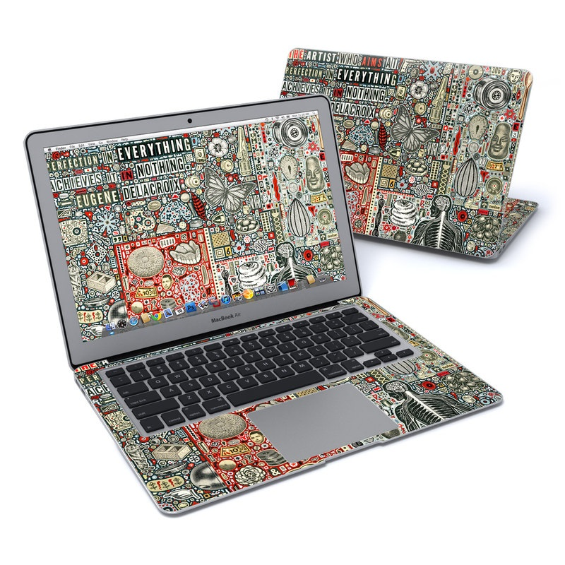 Everything and Nothing MacBook Air Pre 2018 13-inch Skin