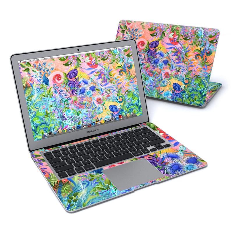 Fantasy Garden MacBook Air 13-inch Skin