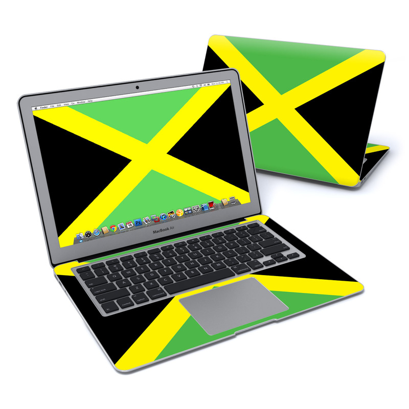 Jamaican Flag MacBook Air 13-inch Skin