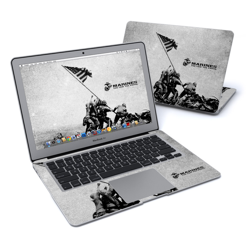 Flag Raise MacBook Air 13-inch Skin