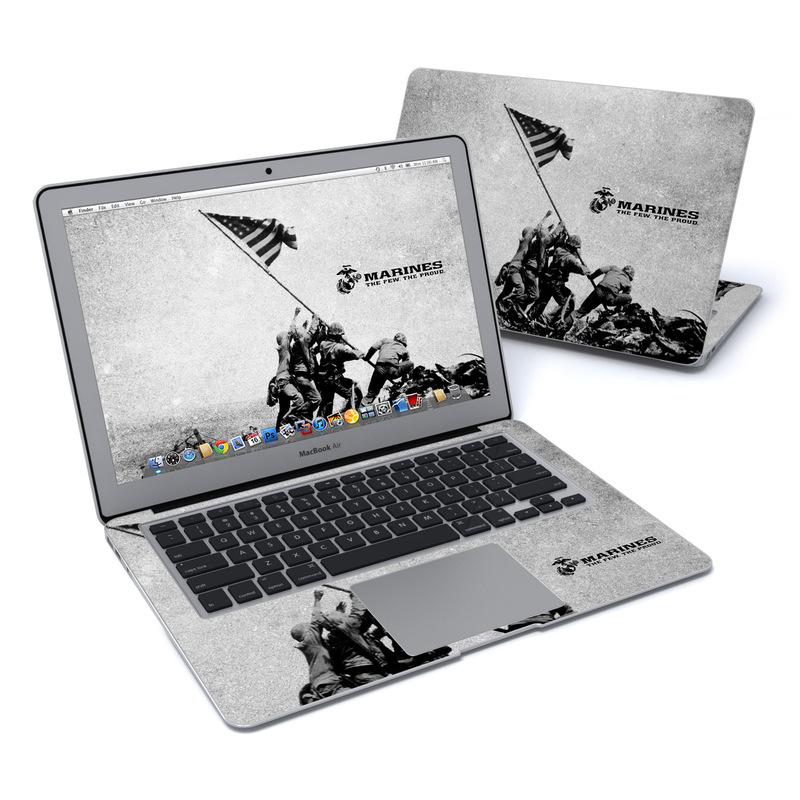 Flag Raise MacBook Air 13-inch Skin
