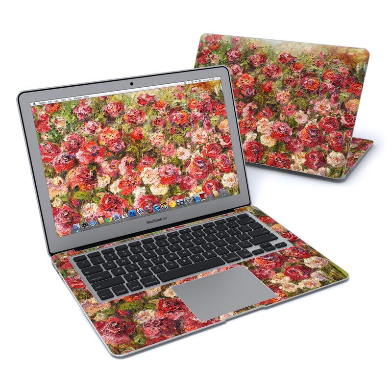 Fleurs Sauvages MacBook Air 13-inch Skin