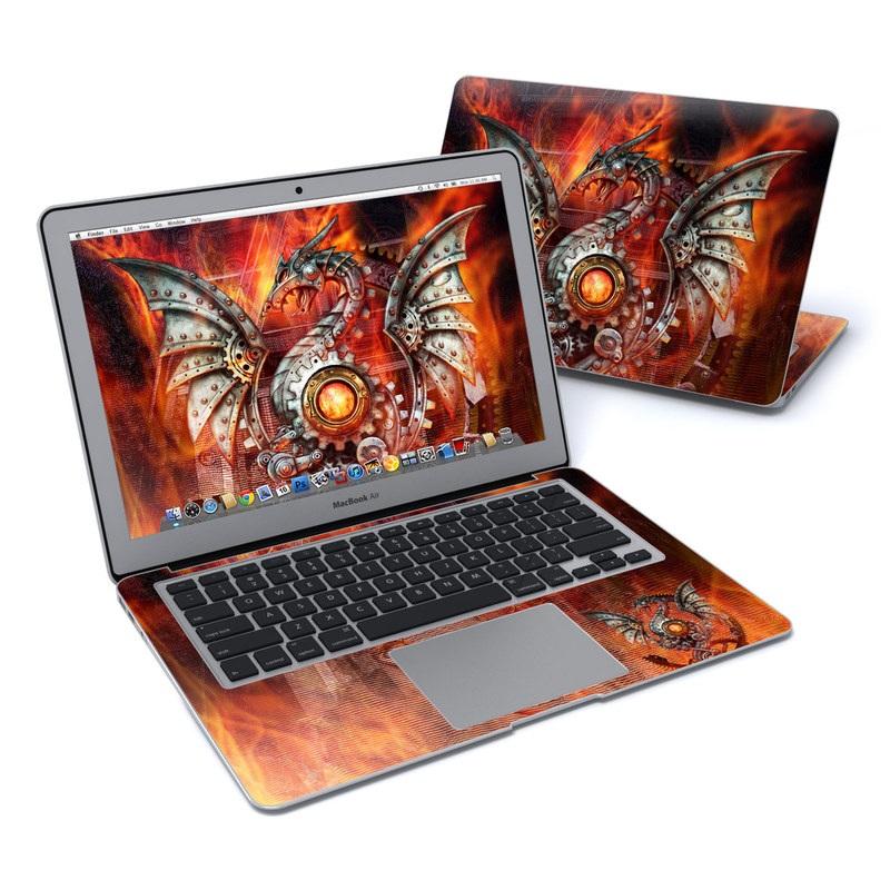 Furnace Dragon MacBook Air 13-inch Skin
