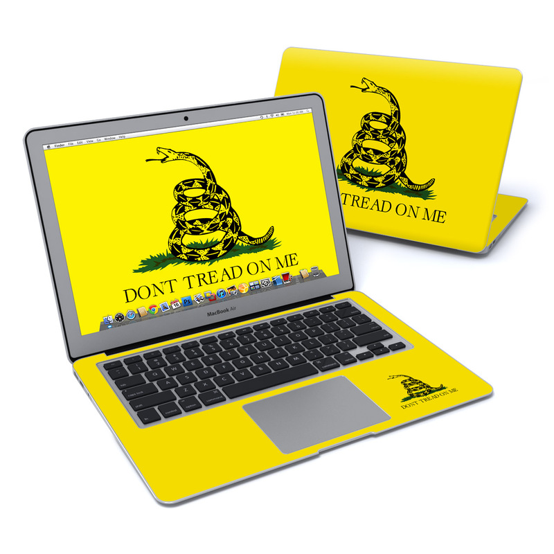 Gadsden Flag MacBook Air 13-inch Skin