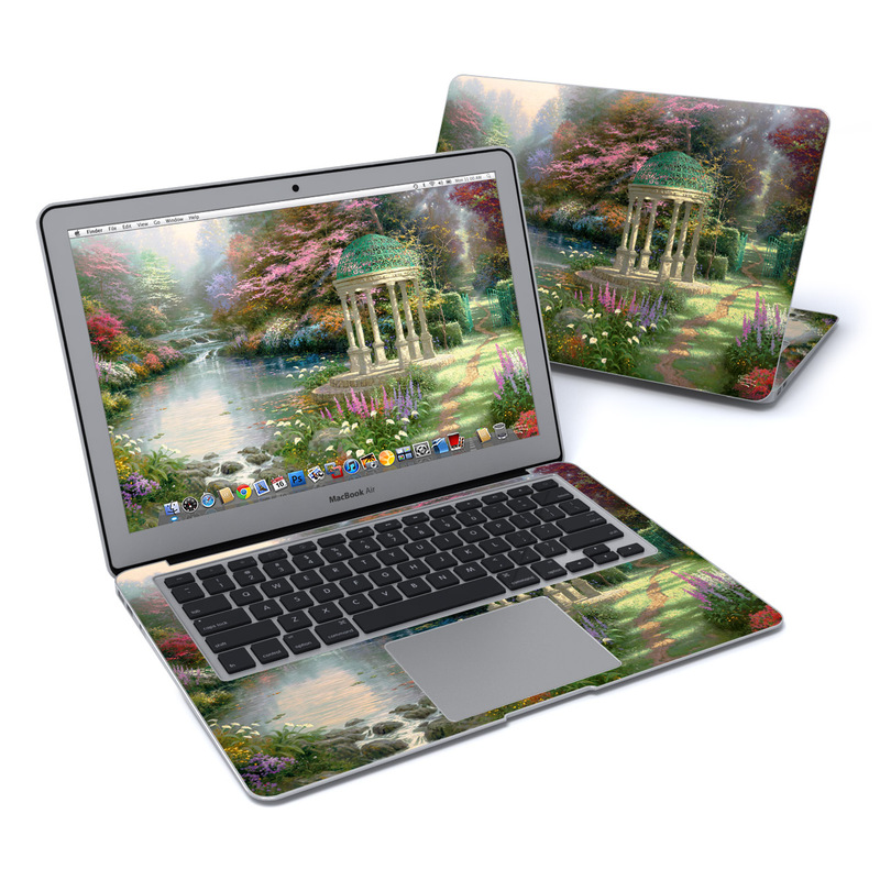 Garden Of Prayer MacBook Air Pre 2018 13-inch Skin