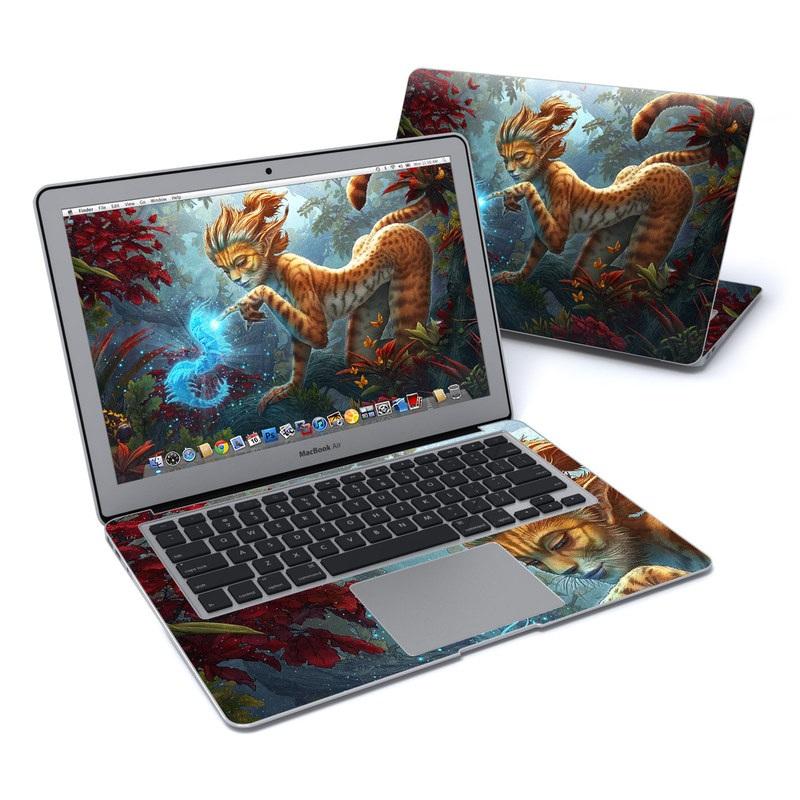 Ghost Centipede MacBook Air 13-inch Skin