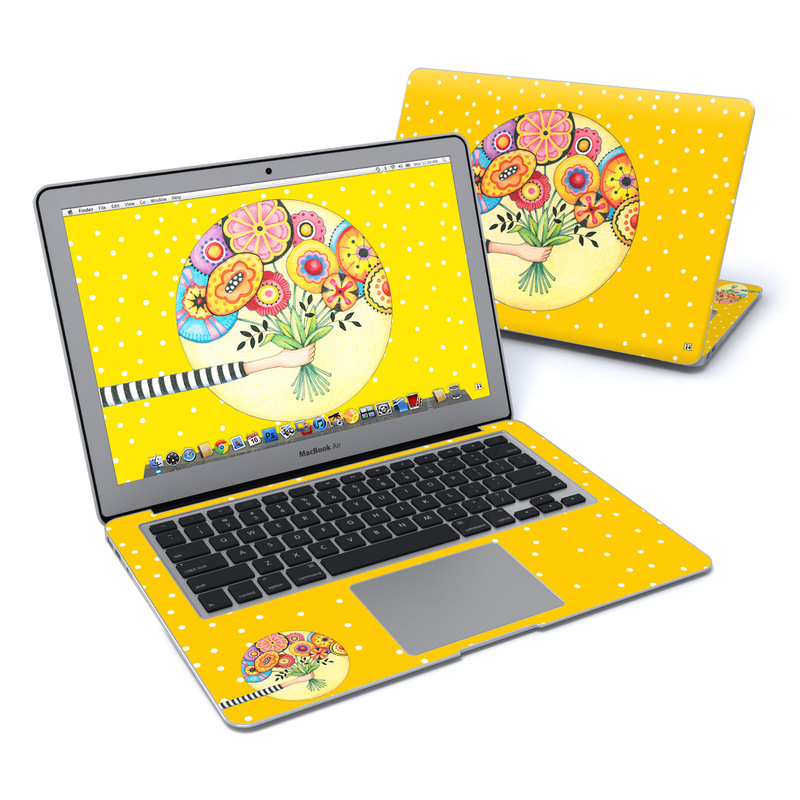 Giving MacBook Air Pre 2018 13-inch Skin