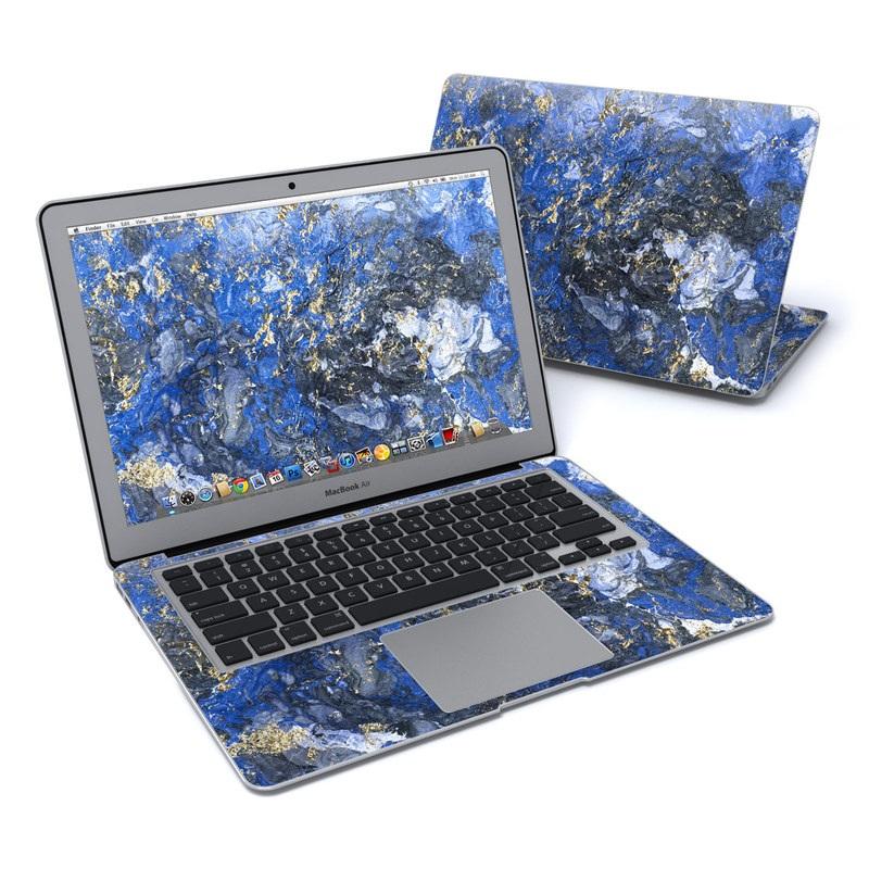 Gilded Ocean Marble MacBook Air 13-inch Skin