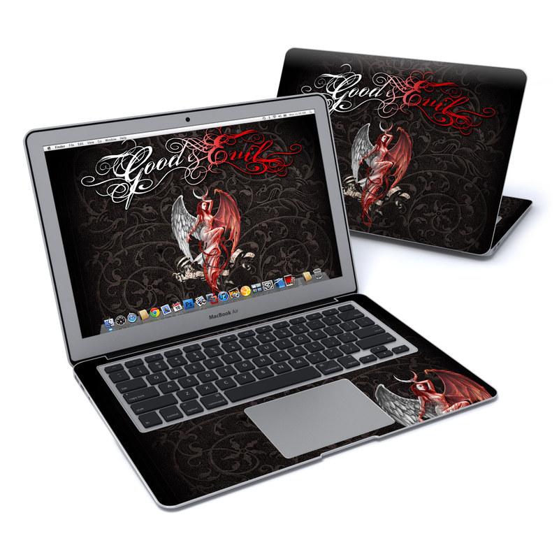 Good and Evil MacBook Air 13-inch Skin