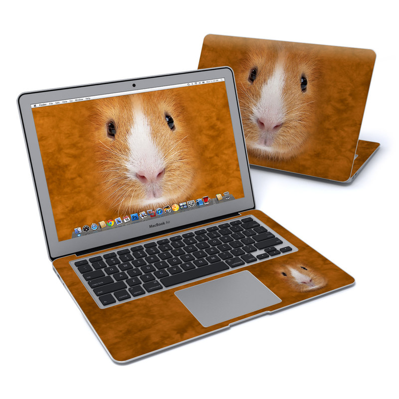 Guinea Pig MacBook Air 13-inch Skin