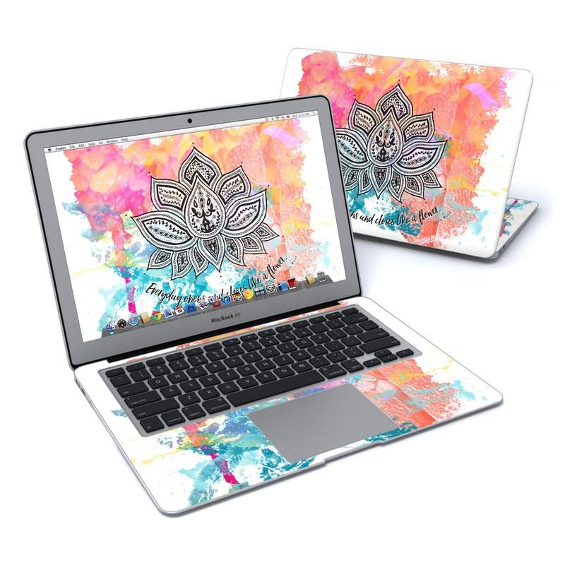 Happy Lotus MacBook Air 13-inch Skin