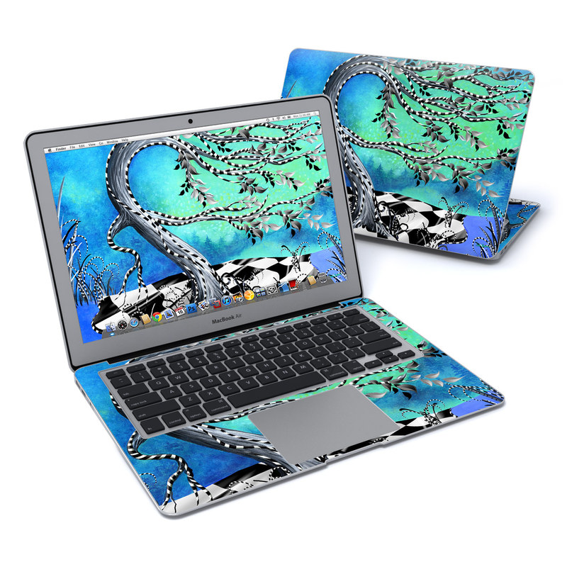 Haunted Tree MacBook Air 13-inch Skin