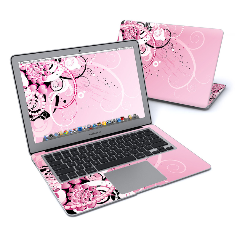 Her Abstraction MacBook Air 13-inch Skin