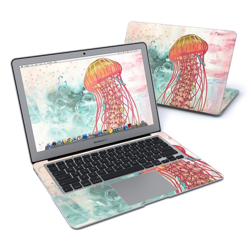 Jellyfish MacBook Air 13-inch Skin