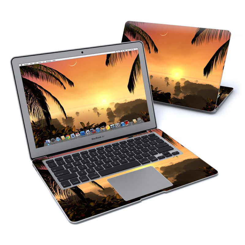 Last Light Of The Sun MacBook Air 13-inch Skin
