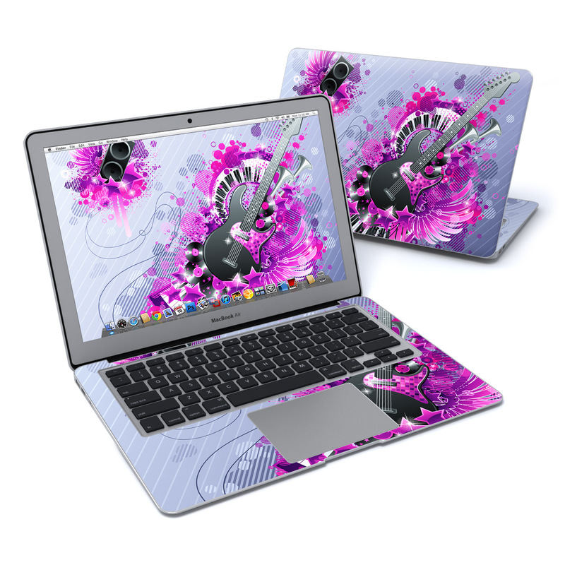 Live MacBook Air 13-inch Skin