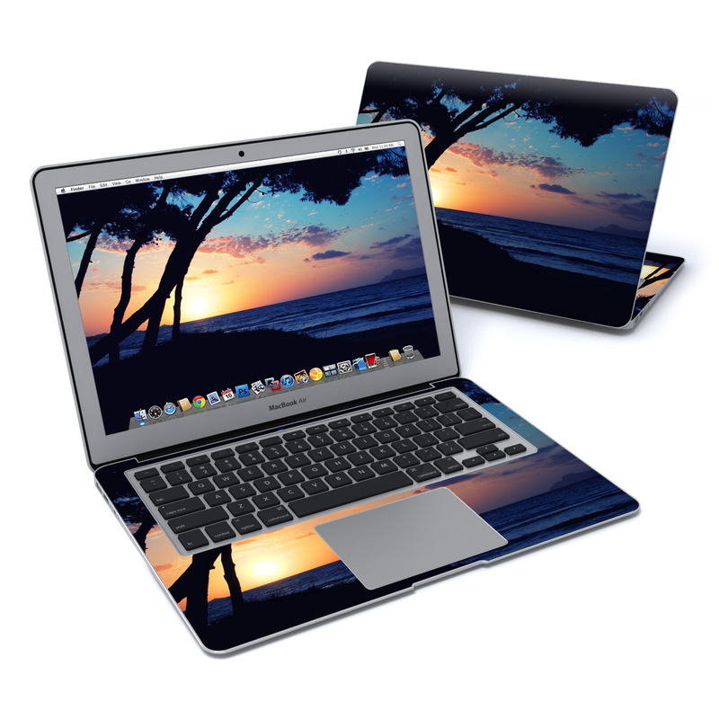 Mallorca Sunrise MacBook Air 13-inch Skin
