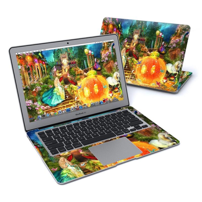Midnight Fairytale MacBook Air 13-inch Skin
