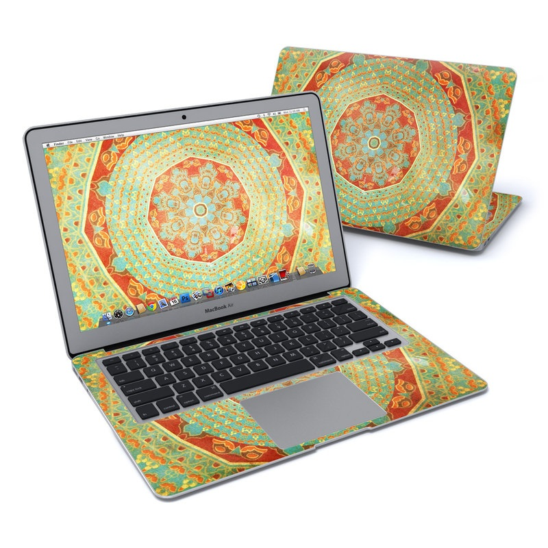 Mandala Citrus MacBook Air 13-inch Skin