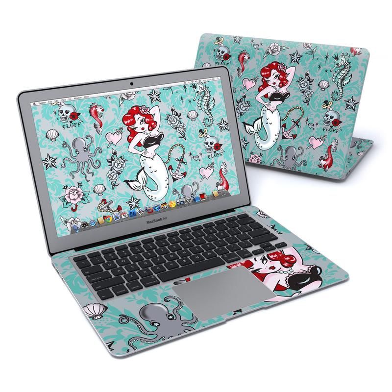 best loved 91aed c23dc Molly Mermaid MacBook Air Pre 2018 13