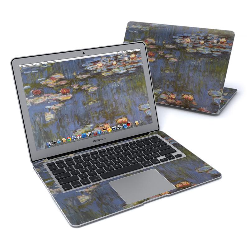 Water lilies MacBook Air 13-inch Skin