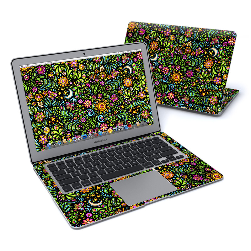 Nature Ditzy MacBook Air 13-inch Skin