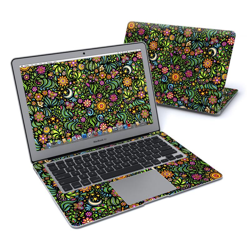 Nature Ditzy MacBook Air 13-inch Skin