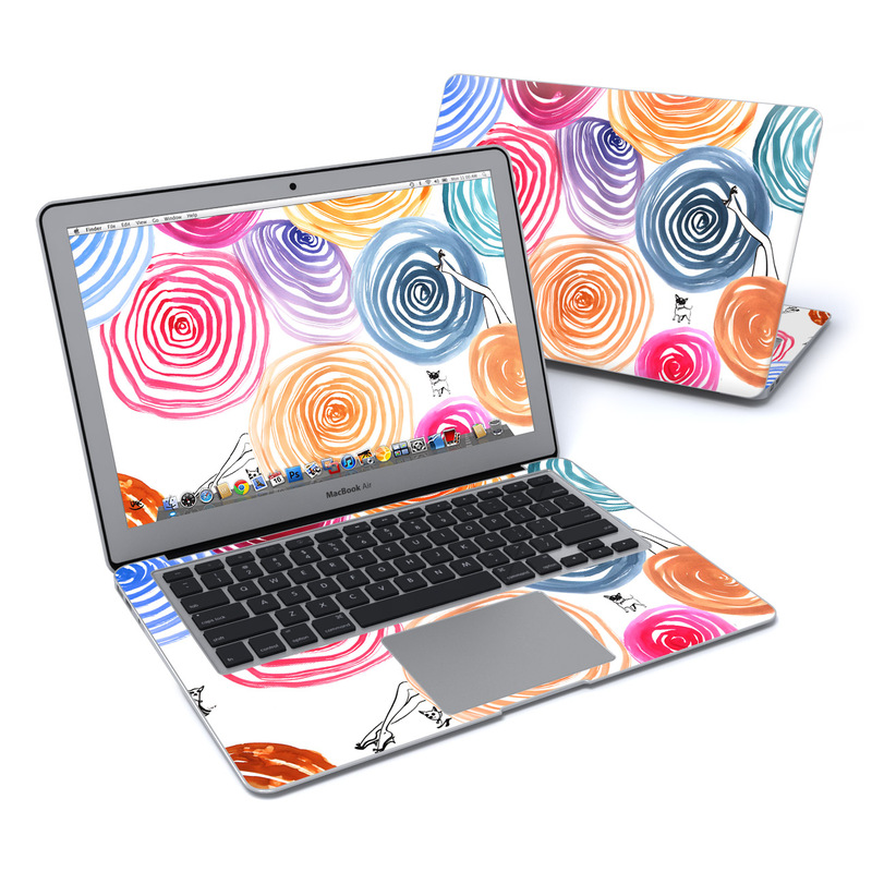 New Circle MacBook Air 13-inch Skin