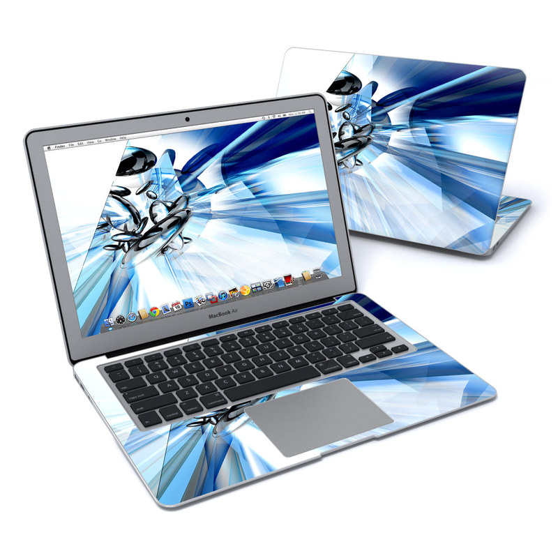 Cobalt Nexus MacBook Air 13-inch Skin