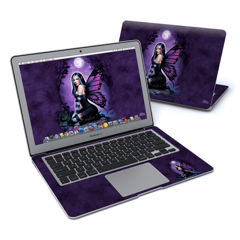 Night Fairy MacBook Air 13-inch Skin