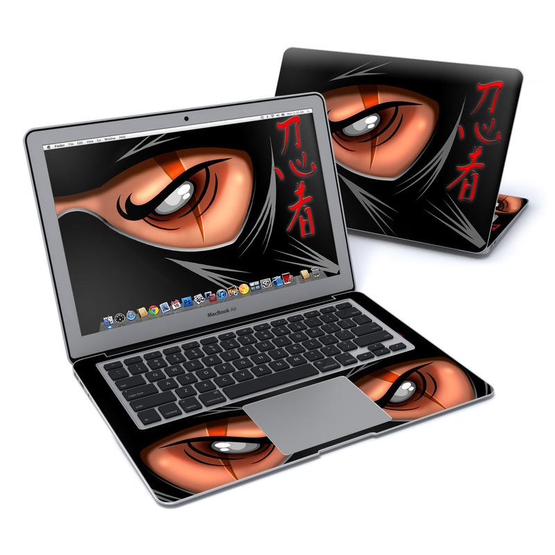 Ninja MacBook Air 13-inch Skin