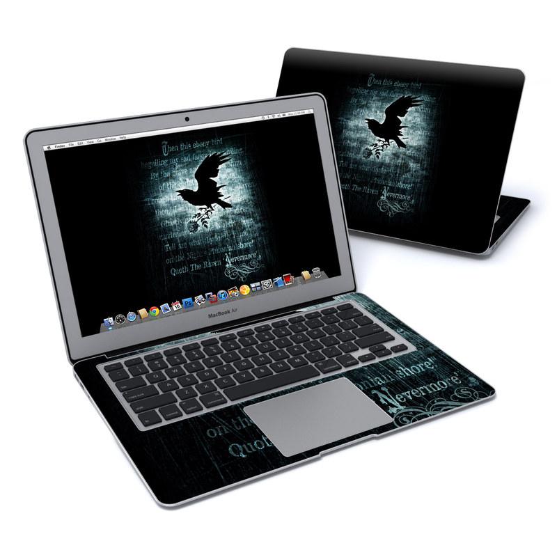 Nevermore MacBook Air 13-inch Skin