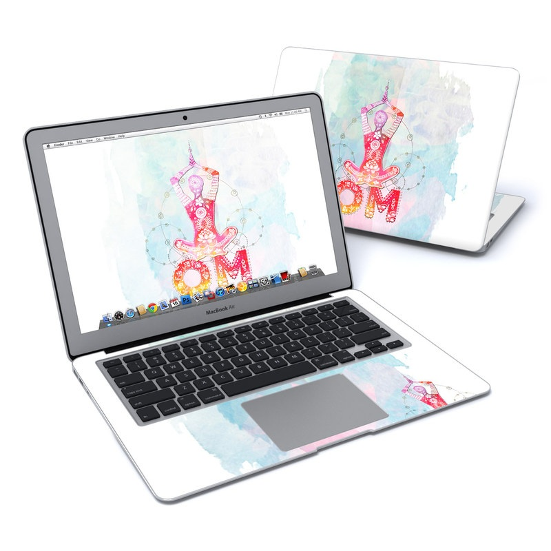 Om Spirit MacBook Air 13-inch Skin