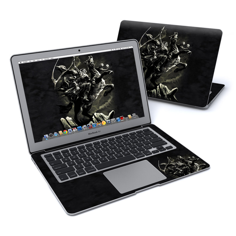 Pale Horse MacBook Air 13-inch Skin