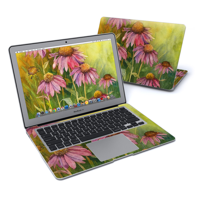 Prairie Coneflower MacBook Air 13-inch Skin