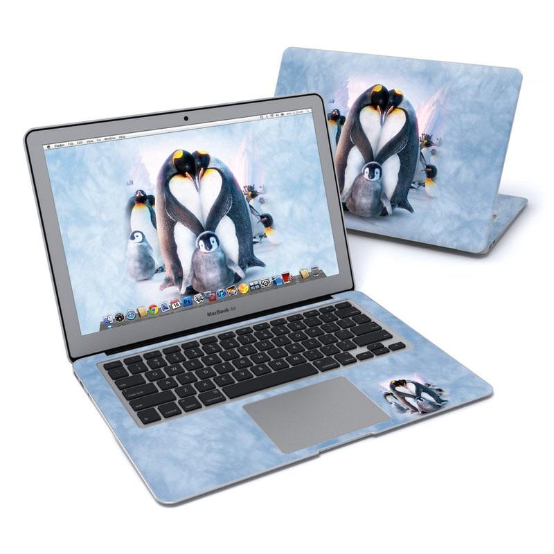 Penguin Heart MacBook Air 13-inch Skin