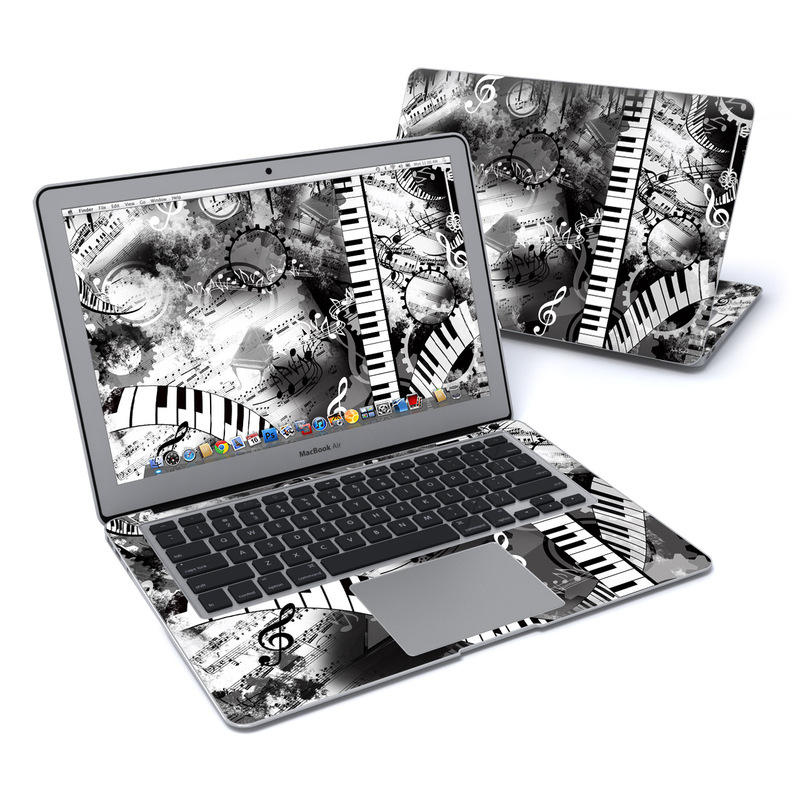 Piano Pizazz MacBook Air 13-inch Skin