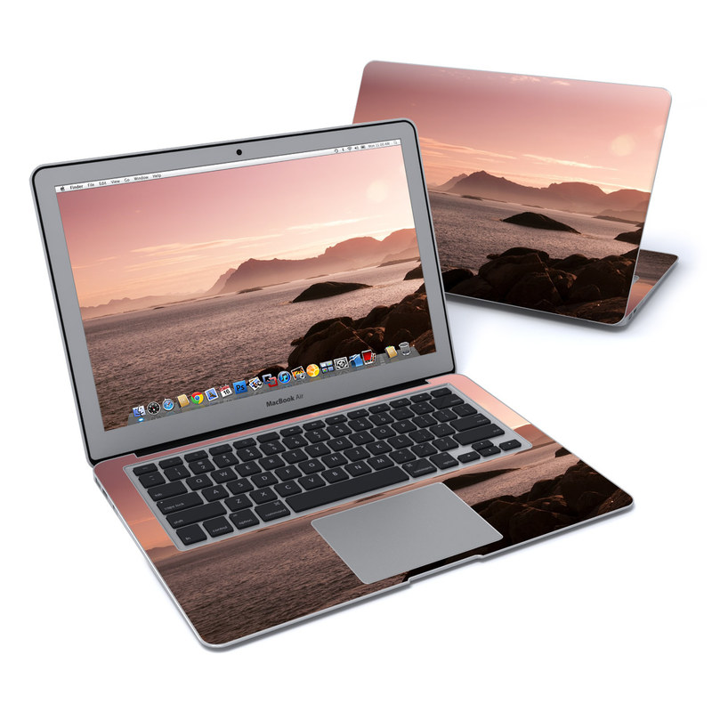 Pink Sea MacBook Air 13-inch Skin