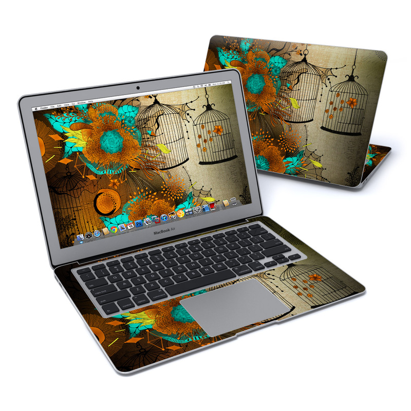 Rusty Lace MacBook Air 13-inch Skin