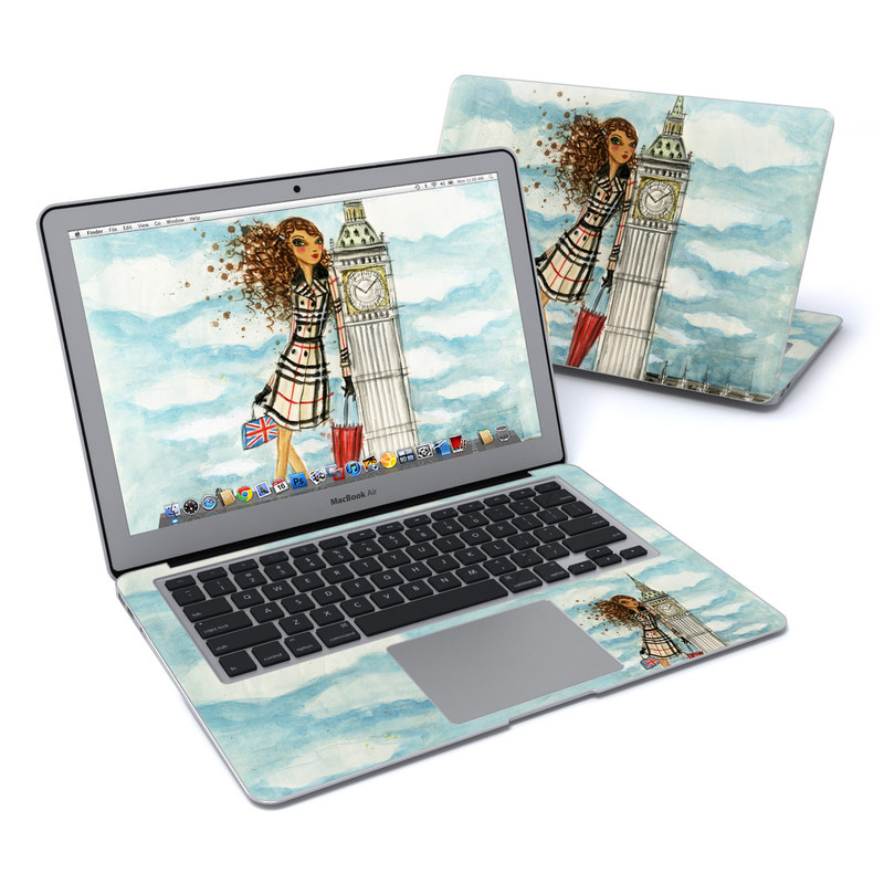 The Sights London MacBook Air 13-inch Skin