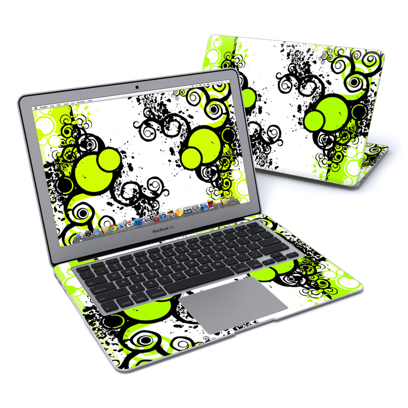 Simply Green MacBook Air 13-inch Skin