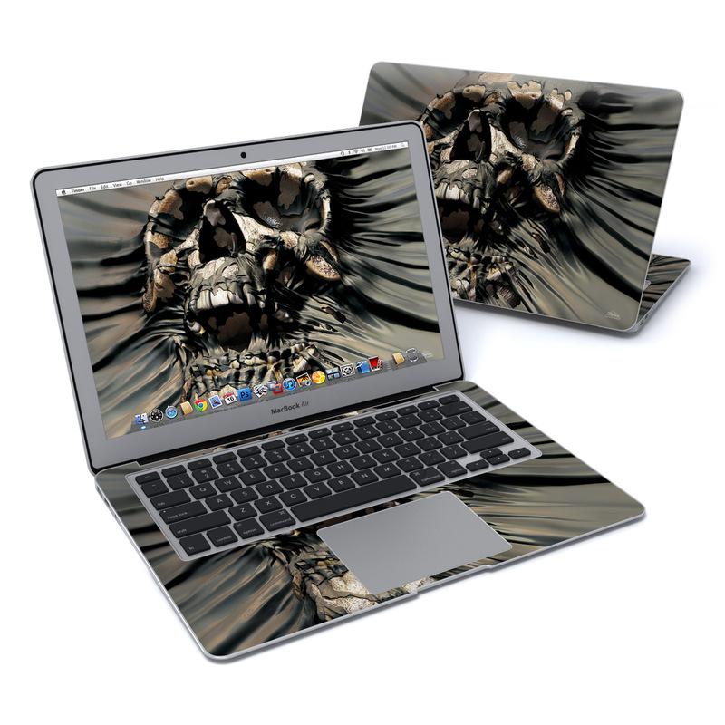 Skull Wrap MacBook Air 13-inch Skin