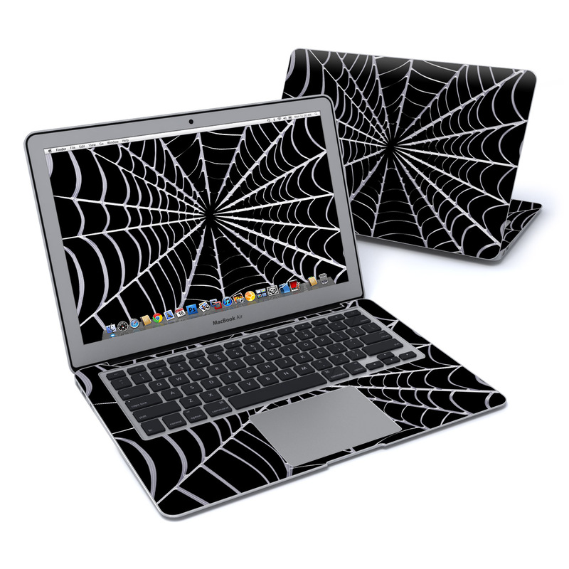Spiderweb MacBook Air 13-inch Skin